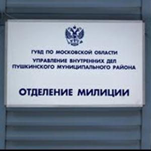 Отделения полиции Елатьмы