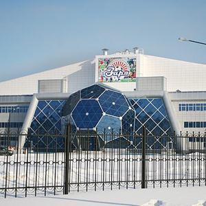 Спортивные комплексы Елатьмы