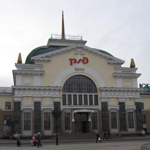 Железнодорожные вокзалы Елатьмы